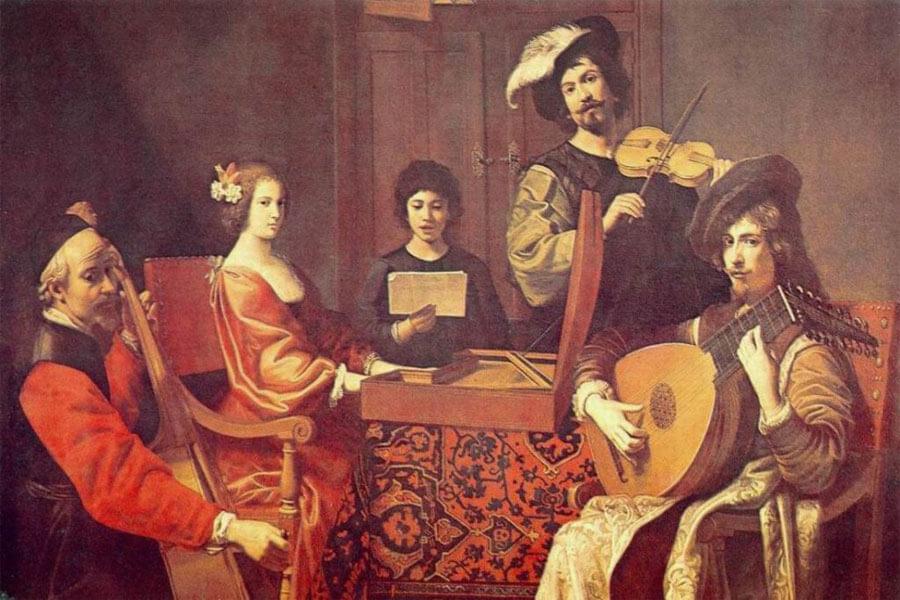 Nhạc Baroque là nhạc kích thích tư duy