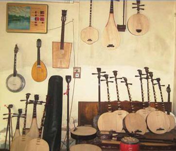 Top 10 nhạc cụ dân tộc
