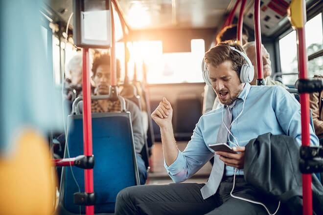 Âm nhạc giúp giảm căng thẳng rất tốt