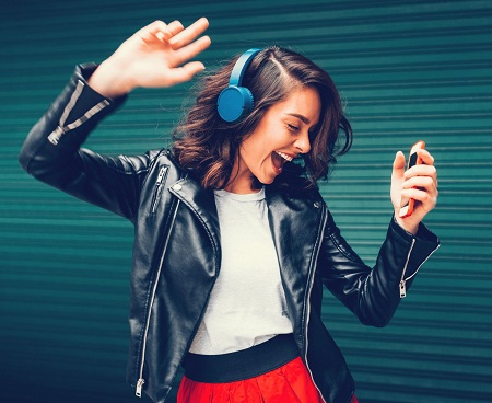 lợi ích của việc nghe nhạc