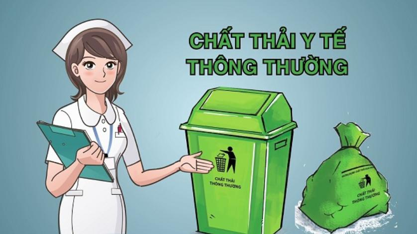 Chất thải y tế thông thường