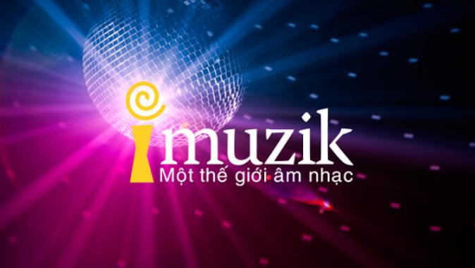 Thế giới âm nhạc chất lượng imuzik