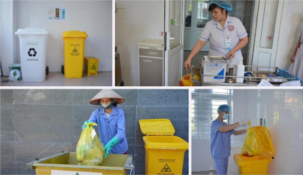 Phân loại chất thải y tế và cách xử lý
